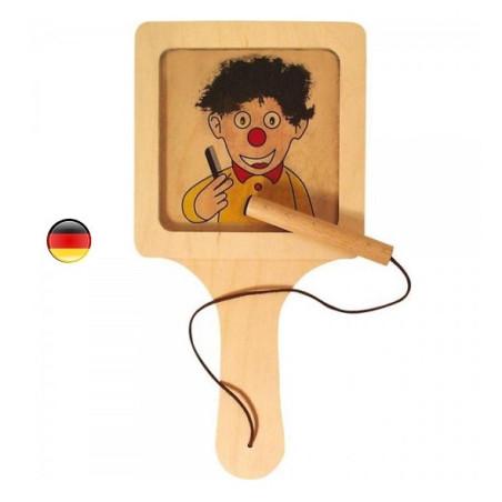 Woody magnetique, jeu de voyage