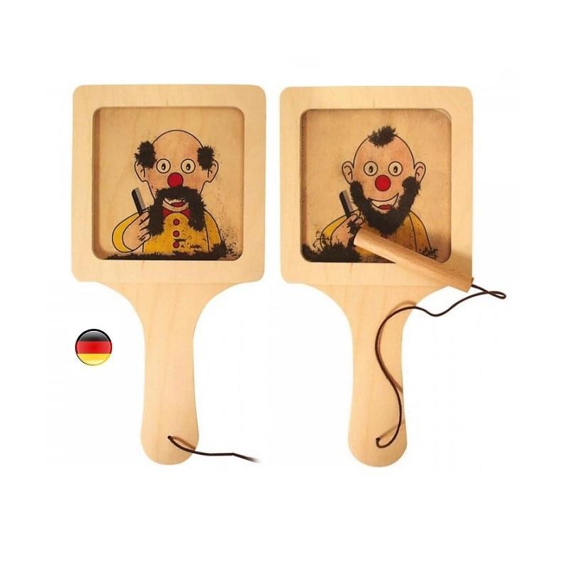 Woody magnetique, jeu de voyage vec aimant de bartl
