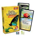 Défis nature Insectes, jeu de cartes bioviva
