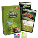 Défis nature Reptiles, jeu de cartes bioviva