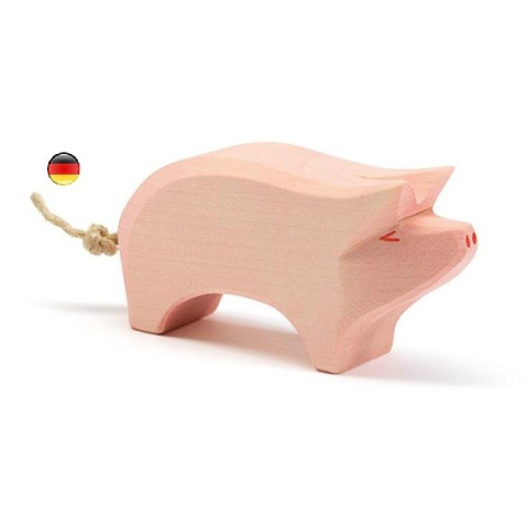 Figurine cochon, animal Ostheimer