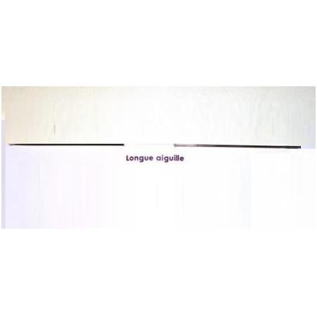 Aiguille longue à poupée waldorf