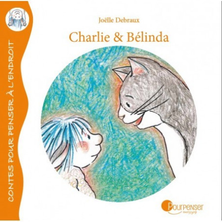 Charlie et Belinda, moche, livre illustré