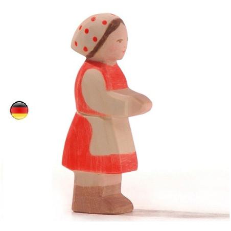 Figurine fille Heidi, Ostheimer