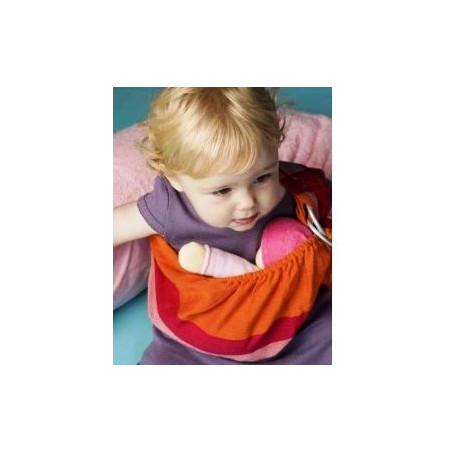 Poupée waldorf garçon 40 cm, Louis, jouet en tissu et chiffon equitable ethique de hoppa Peppa