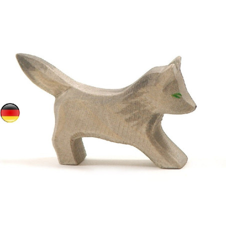 Figurine louveteau, animal ostheimer