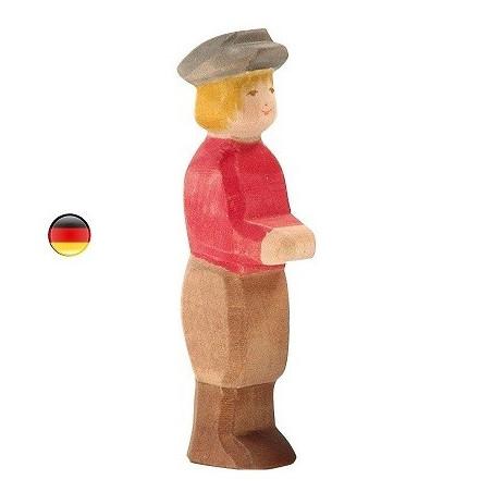 Figurine garçon, Ostheimer