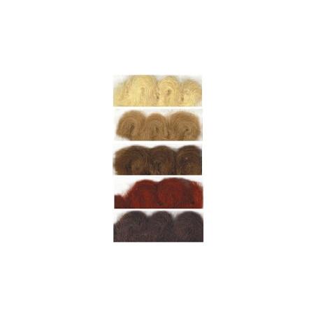 tresse crepe de laine pour cheveux d'anges