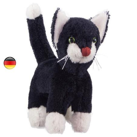 Peluche chat noir Kallisto