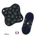 Serviettes hygiéniques lavables coton bio Anaé, fabrication française