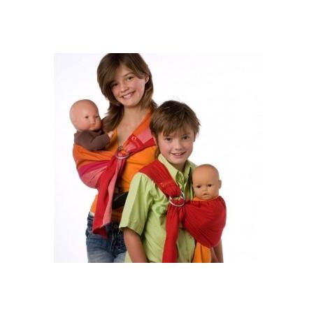 porte bébé sling pour poupée