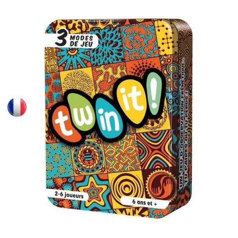 Twin It, jeu d'observation et de rapidité avec mode cooperatif, + 6ans. de Cocktail Games
