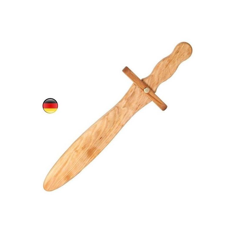 dague, poignard en bois, petite épée jouet en bois steiner waldorf