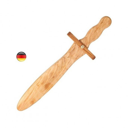 dague, poignard en bois