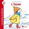 Les ballades de Belinda : l'hiver, livre illustré pour penser à l'endroit