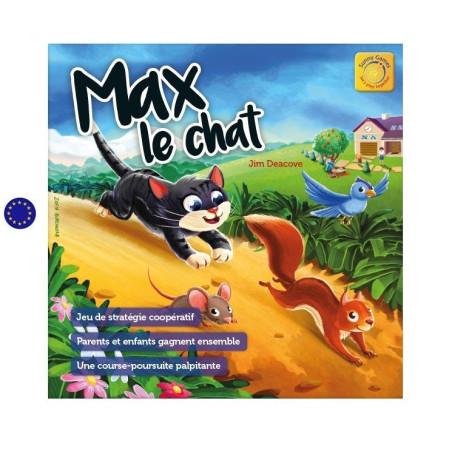 Max le chat, jeu cooperatif