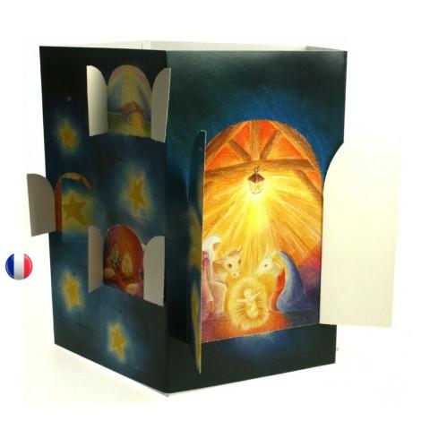 Calendrier d'avent : lumière dans la lanterne, edition iona