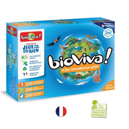 Bioviva, jeu ambiance familial