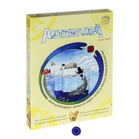 Antartica, jeu strategique et  cooperatif sunny games