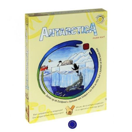 Antartica, jeu  cooperatif