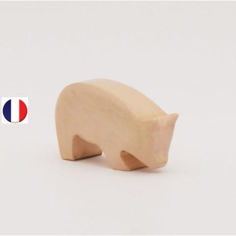 Figurine porcelet