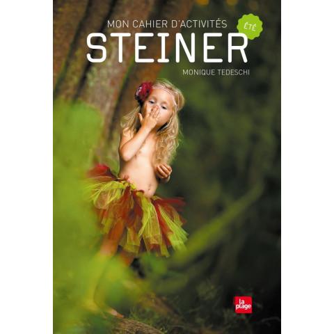Cahier d'activités été Steiner Waldorf , activités de saison monique Tedeschi La plage livre illustré