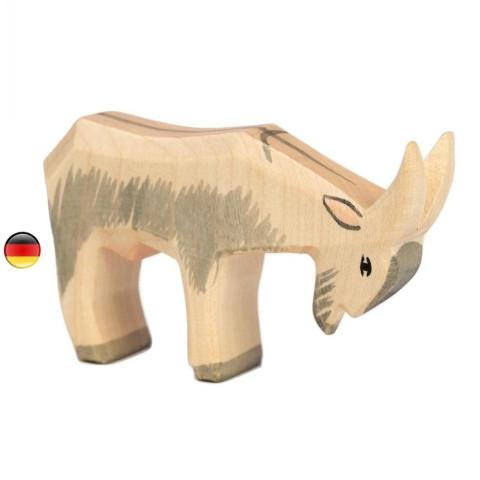 Figurine chèvre, animal, jouet en bois steiner waldorf Ostheimer