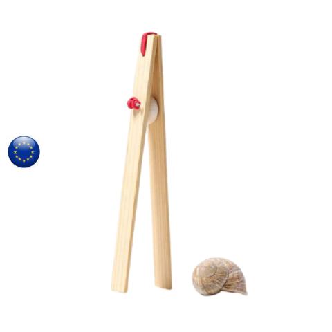Tweezer, pince de prehension, jouet en bois ecologique et ethique de Grimm's