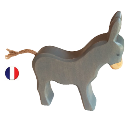 Figurine âne debout
