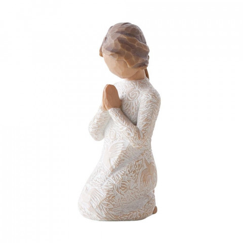 Statuette Prière, prayer of peace de Willow Tree