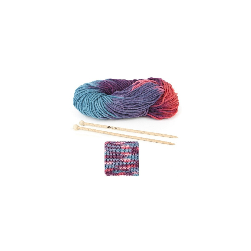 kit tricot sans aiguille