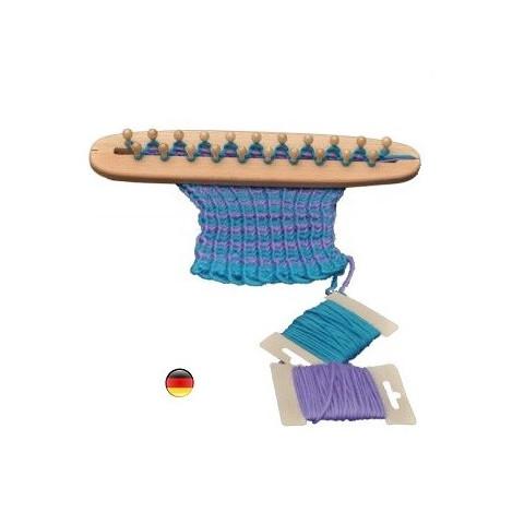 Planche, métier à tricoter