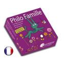 Philo Famille, jeu pour apprendre a vivre