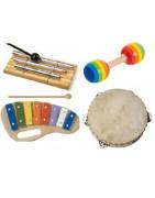 Instruments de musique enfant, pour un éveil musical et apprentissage